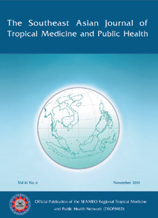 of Southeast asian tropical journal